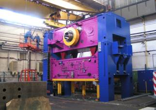 Mechanical & Hydraulic Presses