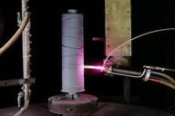 Projection-plasma